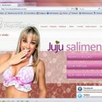 Novo site da Thays & Thamires 2011
