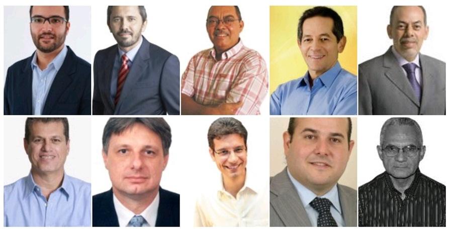 Candidatos prefeitura fortaleza 2012