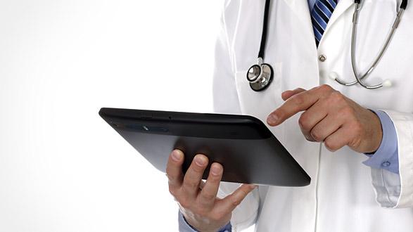 médico sem wifi