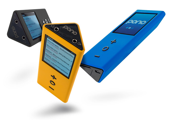 Neil Young Pono Player High Fidelity MP3