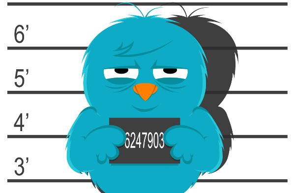 Os perigos do twitter