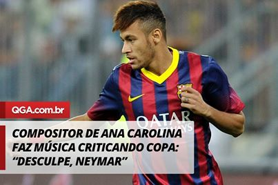 desculpa neymar