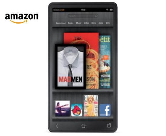 Celular da Amazon
