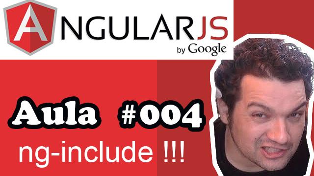 Aula de AngularJS #004