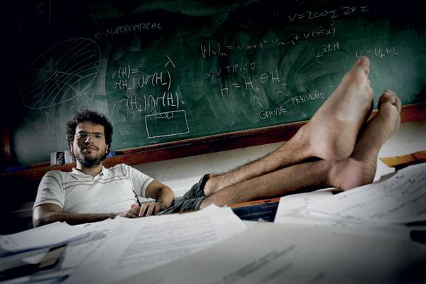 Brasileiro ganha Nobel de Matemática
