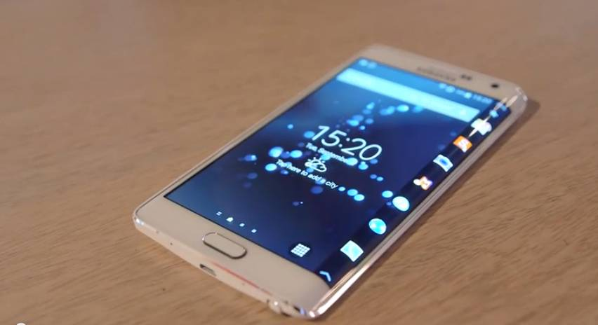 preço do Samsung Galaxy Edge
