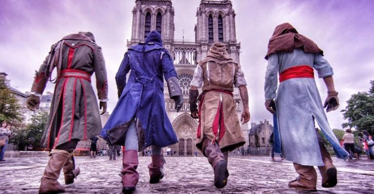 Assassin's Creed - A perseguição