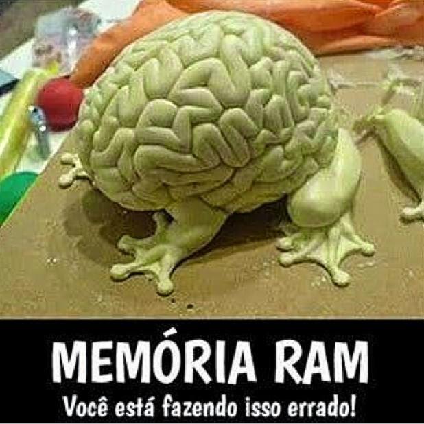 Memória RAM - o que é?