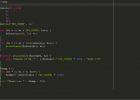 NetBeans com tema Sublime Text