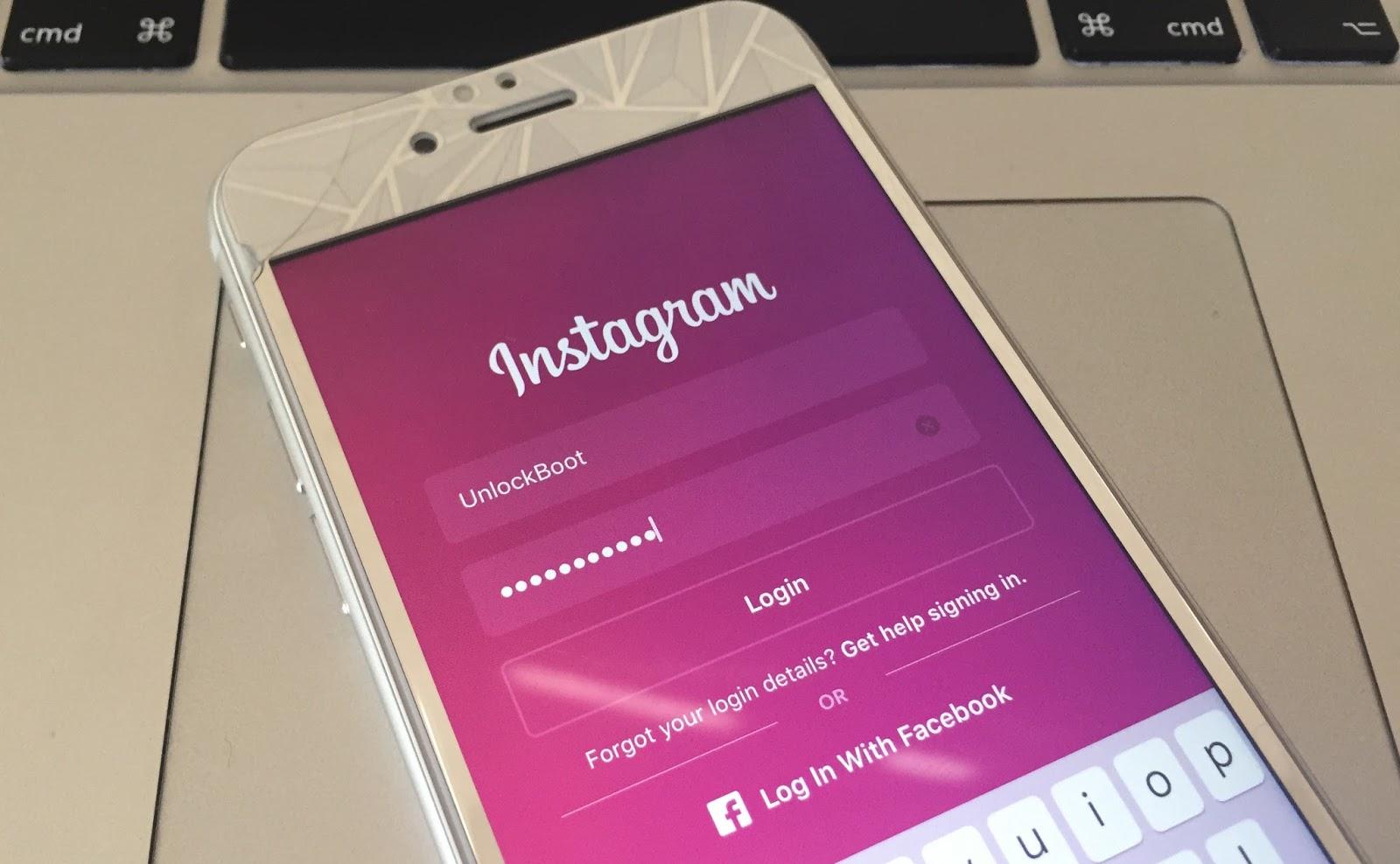 Notícias de Obstáculo na usabilidade do Instagram. Vamos corrigir