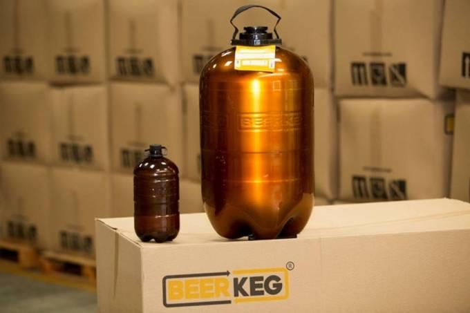 Notícias de Empresa paranaense lança growler de pet para transporte de cerveja artesanal