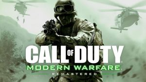 Trailer Call of Duty Modern Warfare