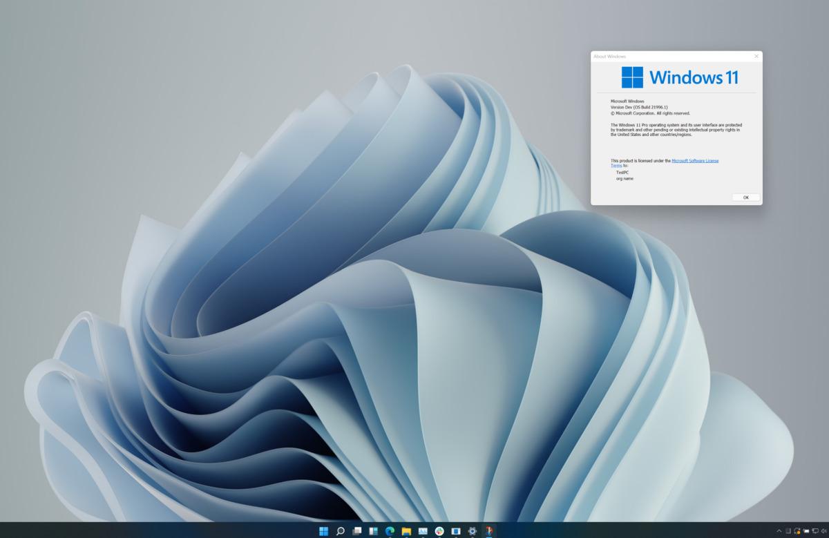 telas no windows 11 - novo